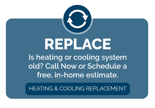 justright HVAC replace